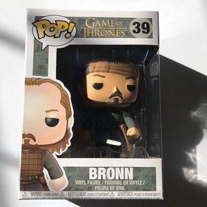 Bronn pop